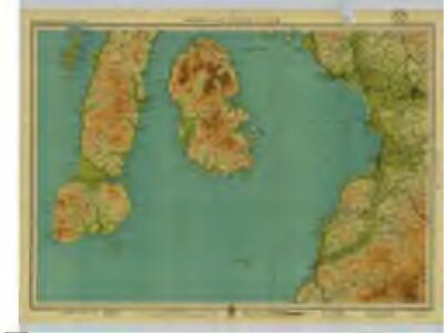Arran & Lower Clyde, Sheet 3  - Bartholomew's