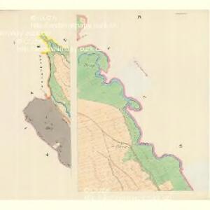 Krumpisch (Chromčy) - m0980-1-001 - Kaiserpflichtexemplar der Landkarten des stabilen Katasters
