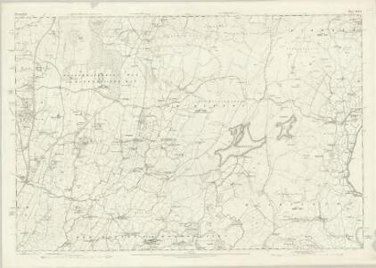 Westmorland XXXIX - OS Six-Inch Map