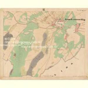 Gr. Rammerschlag - c8459-1-009 - Kaiserpflichtexemplar der Landkarten des stabilen Katasters