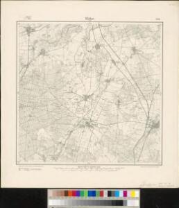 Meßtischblatt 1751 : Klötze, 1902