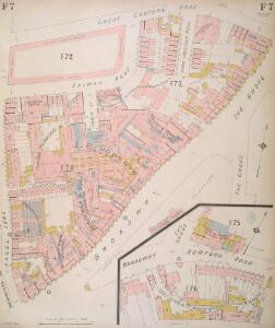 Insurance Plan of London North East District Vol. F: sheet 7