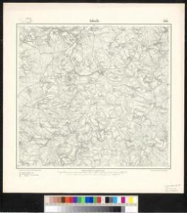 Meßtischblatt 3099 : Asbach, 1901
