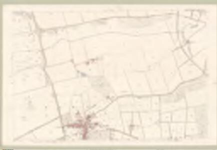 Perth and Clackmannan, Sheet CVII.7 (Muckart) - OS 25 Inch map