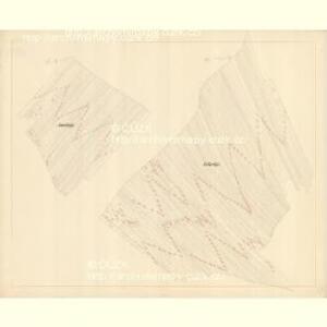 Zlabings - m2780-1-012 - Kaiserpflichtexemplar der Landkarten des stabilen Katasters