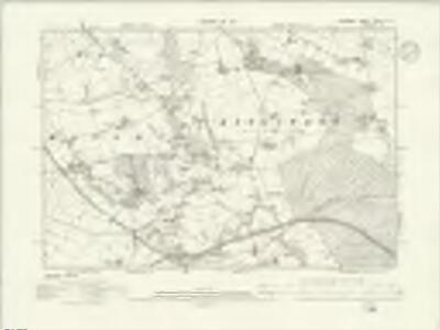Cheshire XXXII.SE - OS Six-Inch Map