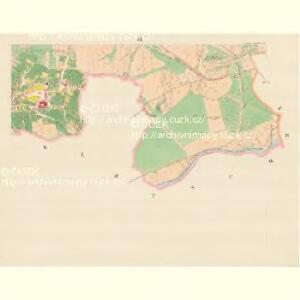 Neustadt Keltsch - m1173-1-005 - Kaiserpflichtexemplar der Landkarten des stabilen Katasters