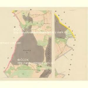 Preitenstein - c1401-1-003 - Kaiserpflichtexemplar der Landkarten des stabilen Katasters