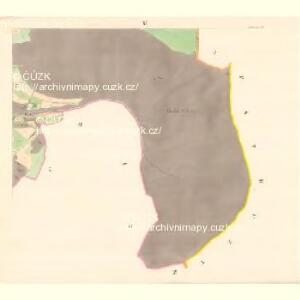 Kozlowitz - m1320-1-010 - Kaiserpflichtexemplar der Landkarten des stabilen Katasters