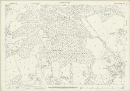 Berkshire XXX.3 (includes: Hurley; Wargrave) - 25 Inch Map