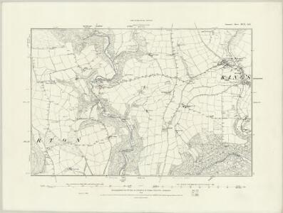 Somerset LVII.SW - OS Six-Inch Map
