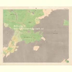 Bilnitz - m0305-1-009 - Kaiserpflichtexemplar der Landkarten des stabilen Katasters