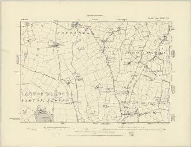 Derbyshire XLVIII.SW - OS Six-Inch Map