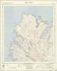 Cape Wrath - OS One-Inch Map