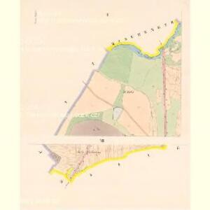Protiwin - c6141-1-001 - Kaiserpflichtexemplar der Landkarten des stabilen Katasters
