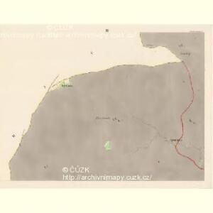 Stockau (Piwonka) - c5794-1-002 - Kaiserpflichtexemplar der Landkarten des stabilen Katasters