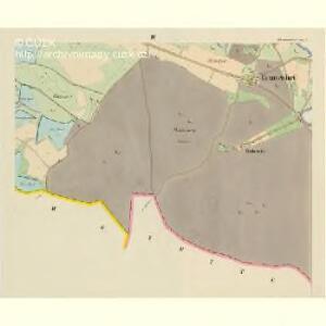 Kammerdorf - c4334-2-004 - Kaiserpflichtexemplar der Landkarten des stabilen Katasters