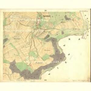 Sahorz - c9054-1-005 - Kaiserpflichtexemplar der Landkarten des stabilen Katasters
