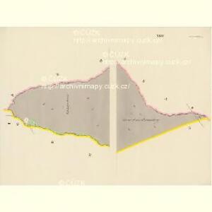 Königswarth - c3820-1-001 - Kaiserpflichtexemplar der Landkarten des stabilen Katasters