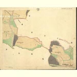Suchenthal - c0647-2-008 - Kaiserpflichtexemplar der Landkarten des stabilen Katasters