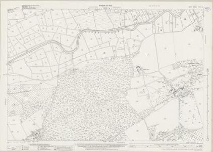 Kent XXXVI.13 (includes: Fordwich; Littlebourne; Westbere) - 25 Inch Map