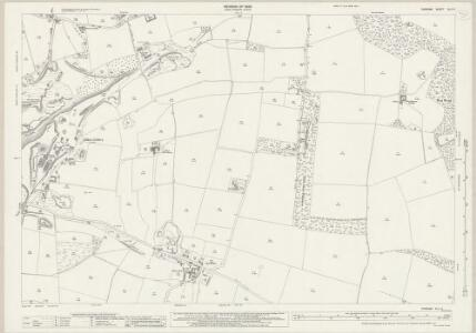 Durham XLII.8 (includes: Bishop Auckland; Shildon; Windlestone) - 25 Inch Map