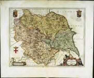 Dvcatvs Eboracensis anglice York Shire