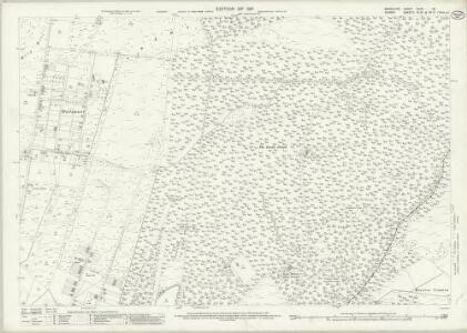 Berkshire XLVII.13 (includes: Crowthorne; Frimley; Sandhurst) - 25 Inch Map