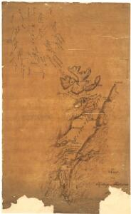 Finmarkens amt 54e(3): kart over Alten-Talvigs Sogne