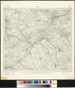 Meßtischblatt 3481 : Kirn, 1914