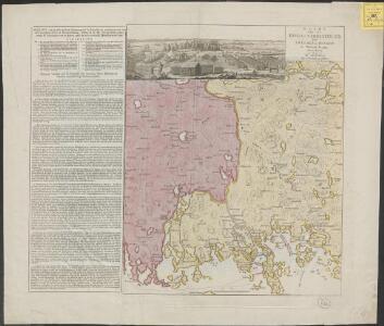 Kaart van de krygs-verrigtingen der Zweeden en Russen in Finland A°. 1789