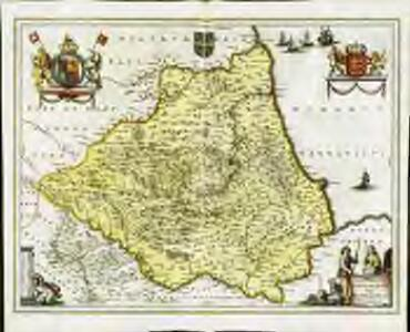 Episcopatvs Dvnelmensis vulgo the bishoprike of Dvrham