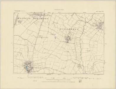 Northamptonshire XXX.NE - OS Six-Inch Map