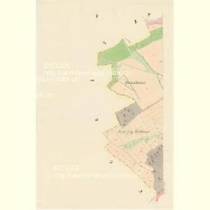 Knie - c3209-1-001 - Kaiserpflichtexemplar der Landkarten des stabilen Katasters