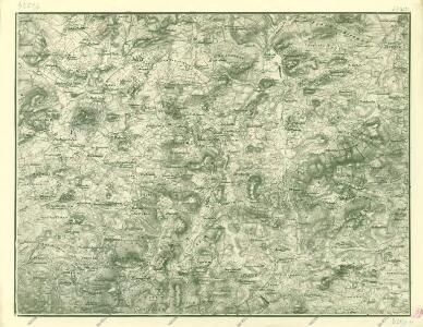 III. vojenské mapování 4251/1