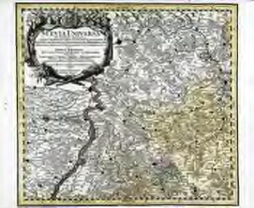 Suevia universa IX. tabulis delineata, 1