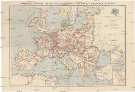Compagnie Internationale des Wagons-lits et des Grands Express européens