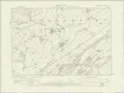 Shropshire LVI.SE - OS Six-Inch Map