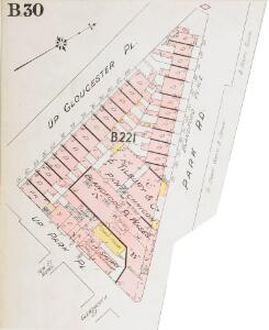 Insurance Plan of London West North-West District Vol. B: sheet 30-1