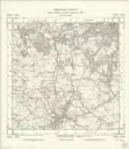 SJ88 - OS 1:25,000 Provisional Series Map
