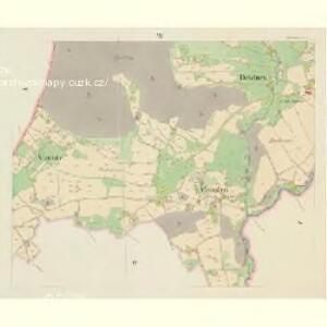 Deschney (Dessney) - c1092-1-006 - Kaiserpflichtexemplar der Landkarten des stabilen Katasters