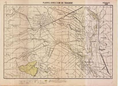 Lambert-Cholesky sheet 4181 (Rădăuţi)