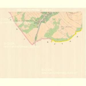 Triebenz (Triebinek) - m0246-1-004 - Kaiserpflichtexemplar der Landkarten des stabilen Katasters