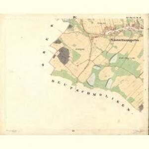 Nieder Baumgarten - c1359-1-004 - Kaiserpflichtexemplar der Landkarten des stabilen Katasters