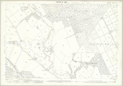 Lancashire CIX.4 (includes: Croft; Golborne; Irlam) - 25 Inch Map