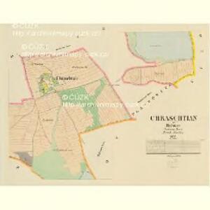 Chraschtian - c4398-1-002 - Kaiserpflichtexemplar der Landkarten des stabilen Katasters