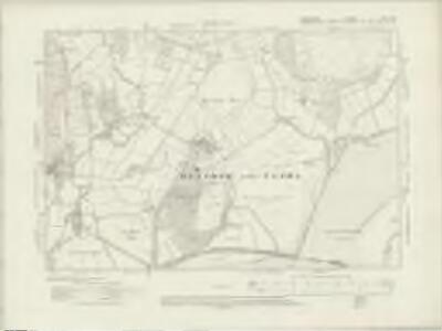 Lancashire XIII.SW - OS Six-Inch Map