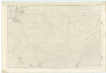 Inverness-shire (Mainland), Sheet LXXXV - OS 6 Inch map