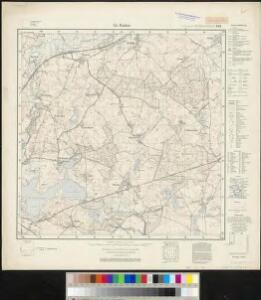 Meßtischblatt 848, neue Nr. 2237 : Gr. Raden, 1931