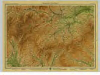 Border Country, Sheet 5  - Bartholomew's